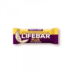 Lifebar Plus acai banana