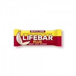 Lifebar Plus maca baobab